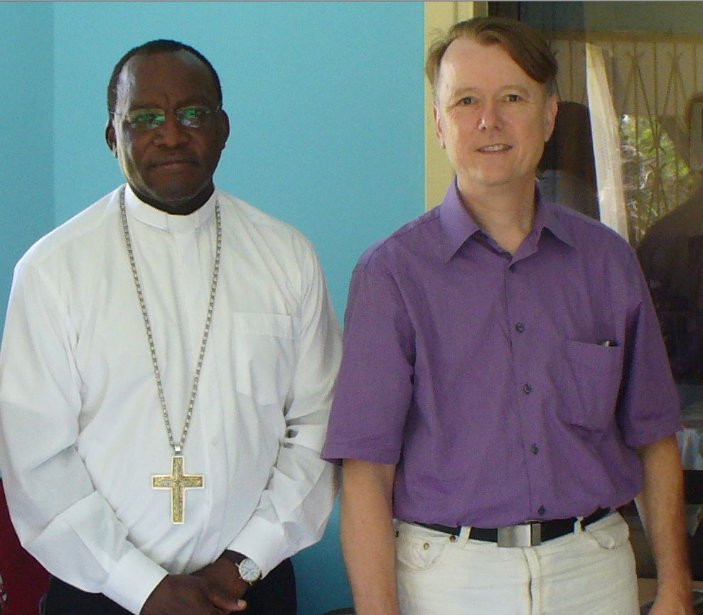 Bishop Kivuva